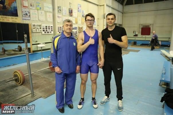 Спортсмен из Чернобаевки стал победителем на чемпионате Украины по тяжелой атлетике (фото) (фото) - фото 2