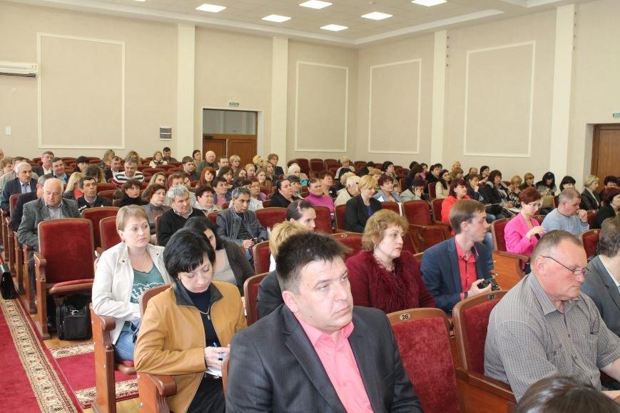 В Бахмуте впервые представили Стратегию развития Донецкой области до 2020 года, фото-7