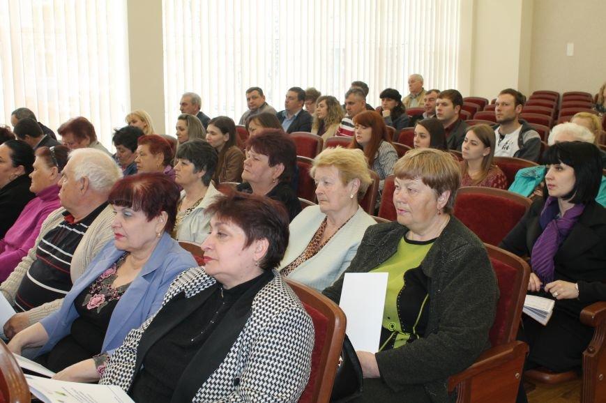 В Бахмуте впервые представили Стратегию развития Донецкой области до 2020 года, фото-5