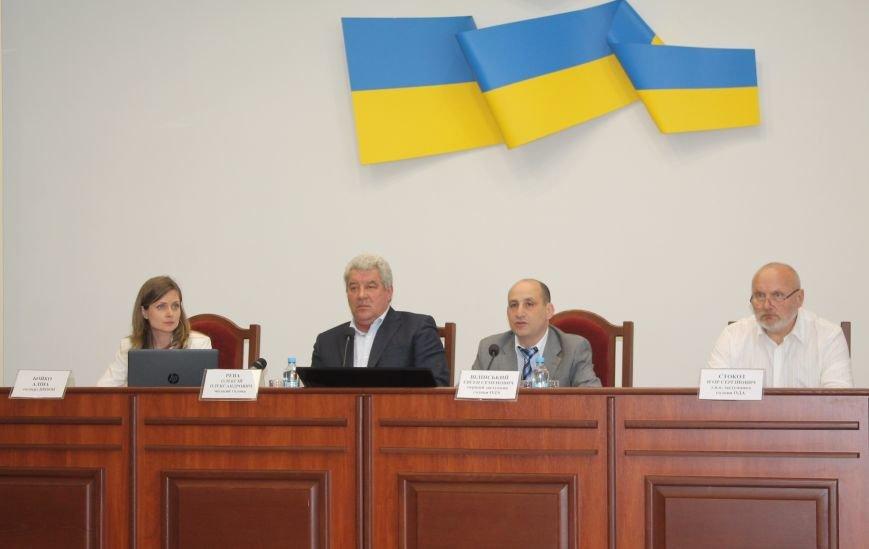 В Бахмуте впервые представили Стратегию развития Донецкой области до 2020 года, фото-1