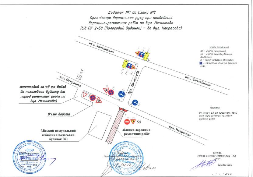 Від сьогодні ще одна ділянка вулиці Мечнікова стане непроїзною: деталі (СХЕМА) (фото) - фото 1