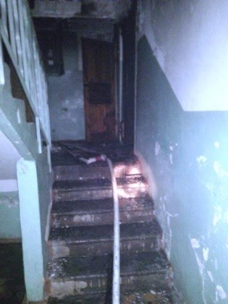 В Пуще-Водице из-за пожара в доме эвакуировали 36 жильцов (ФОТО), фото-3