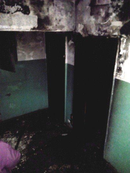 В Пуще-Водице из-за пожара в доме эвакуировали 36 жильцов (ФОТО), фото-2