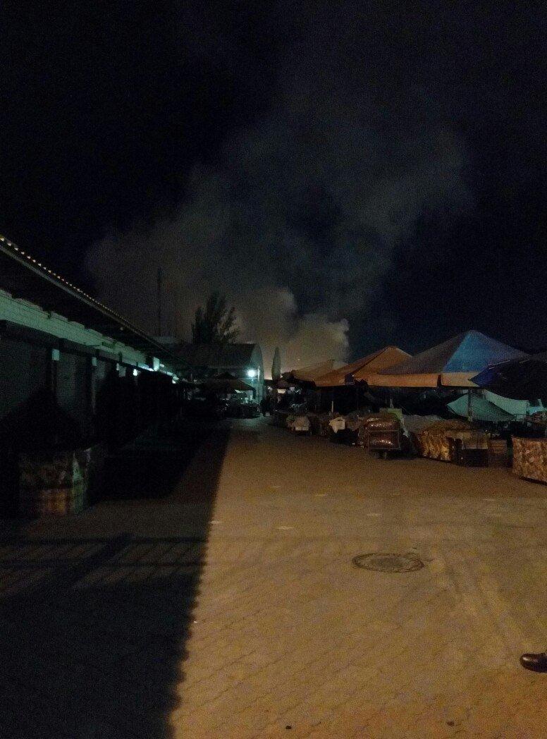 """В Днепропетровске горела """"Озерка"""": подробности происшествия (ФОТО), фото-1"""