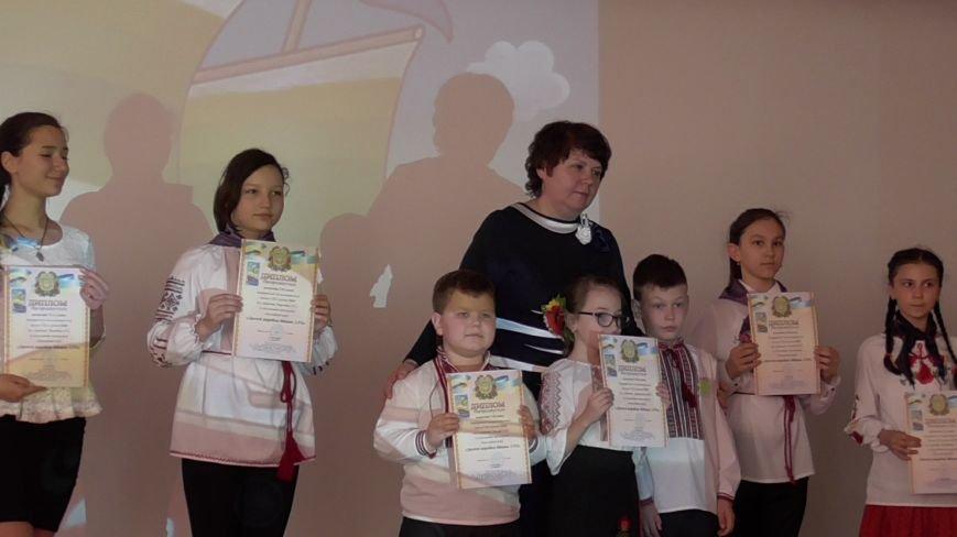 Украина благотворительная: В Криворожской школе№60 торжественно подытожили добрые дела (ФОТО) (фото) - фото 1