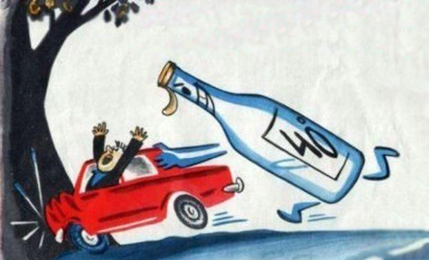 Вчера в Балаково задержали пьяного водителя за рулем повторно (фото) - фото 1