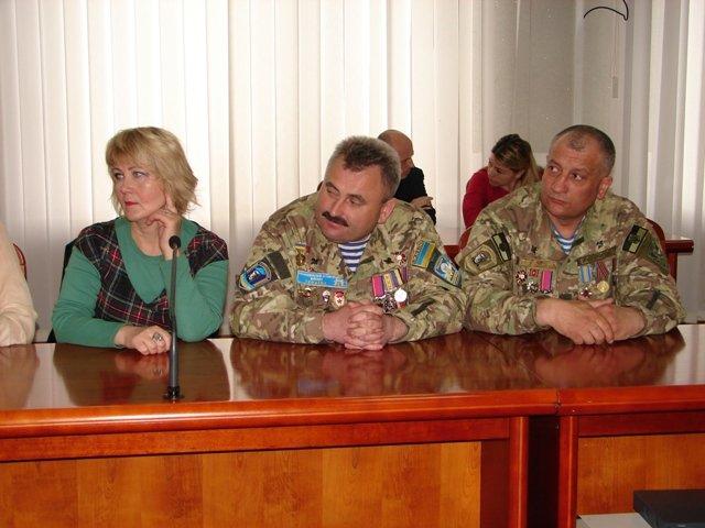 Радниця Генштабу вивчала проблеми військових на Рівненщині (фото) - фото 3