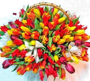 Заказ цветов, как тактичный способ поздравить бизнес-партнеров (фото) - фото 1