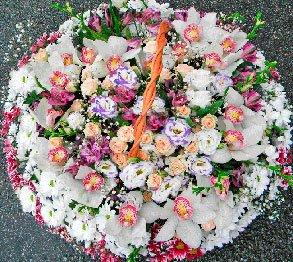 «Расстроенная свадьба»… Или каким цветам не место на торжестве влюбленных сердец (фото) - фото 2