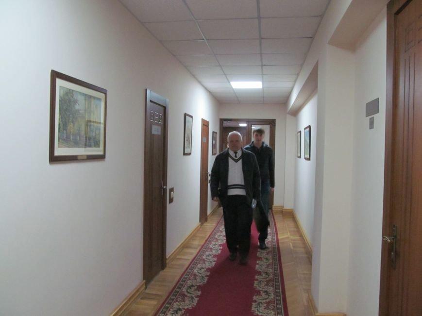 Сегодня Свободный профсоюз Кременчуга прибыл под стены мэрии со списком требований (фото и видео), фото-13