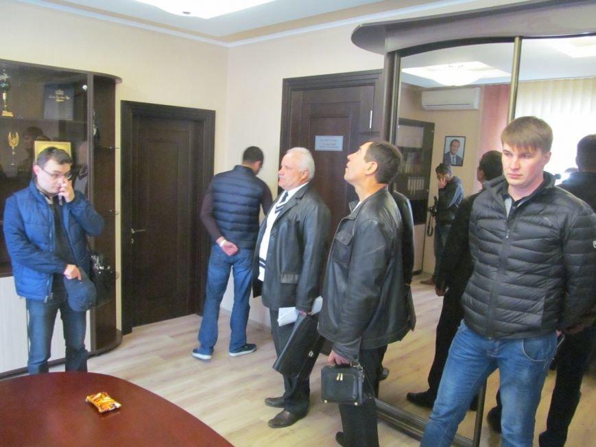 Сегодня Свободный профсоюз Кременчуга прибыл под стены мэрии со списком требований (фото и видео), фото-15