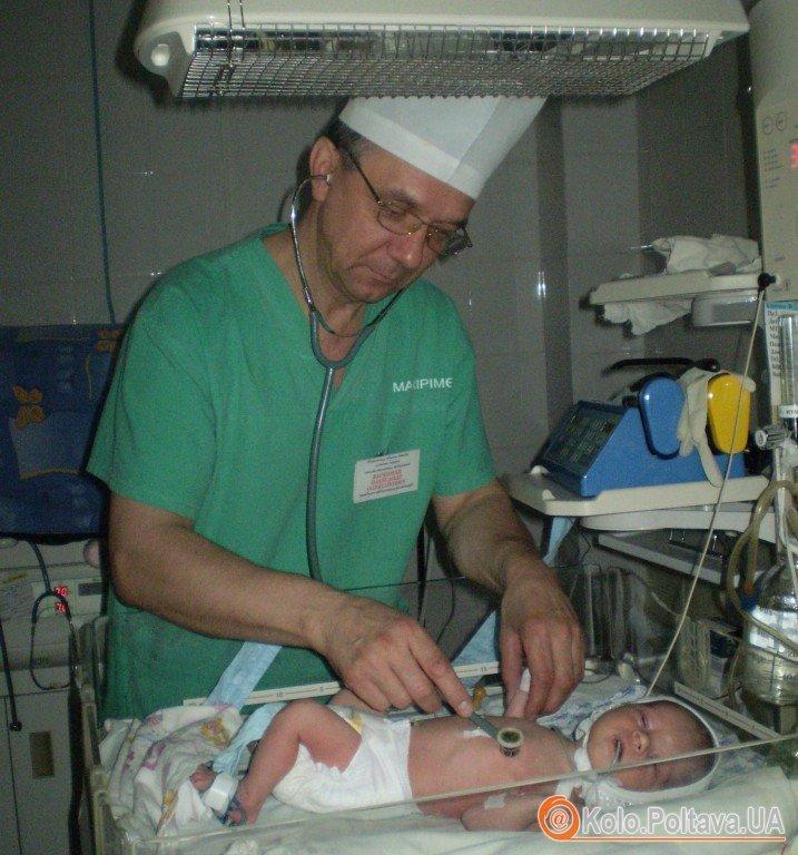 На Полтавщине детскому врачу-реаниматологу срочно необходима помощь, фото-1