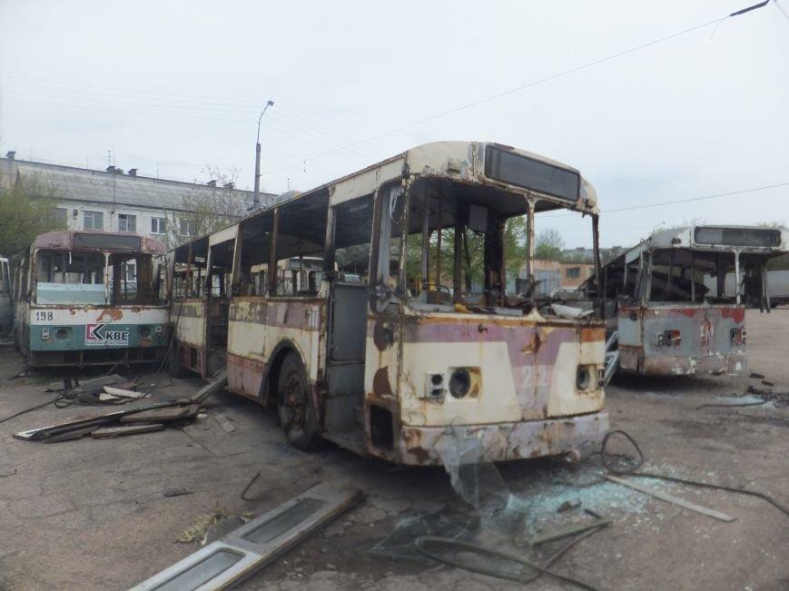 Кировоград может остаться без троллейбусов. ФОТО (фото) - фото 2