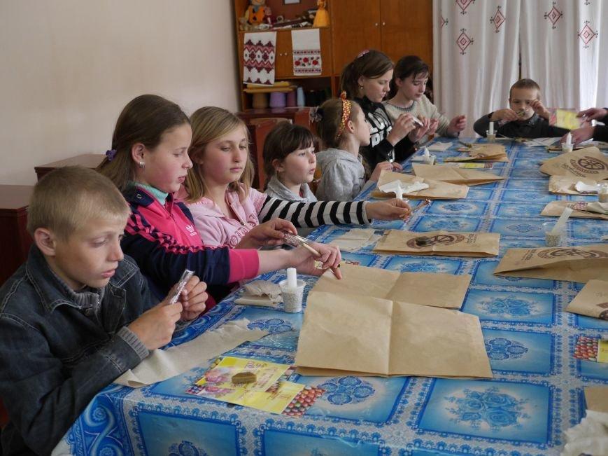 """""""МРІЯ Агрохолдинг"""" організовує для дітей майстер-класи із писанкарства (Фото) (фото) - фото 3"""