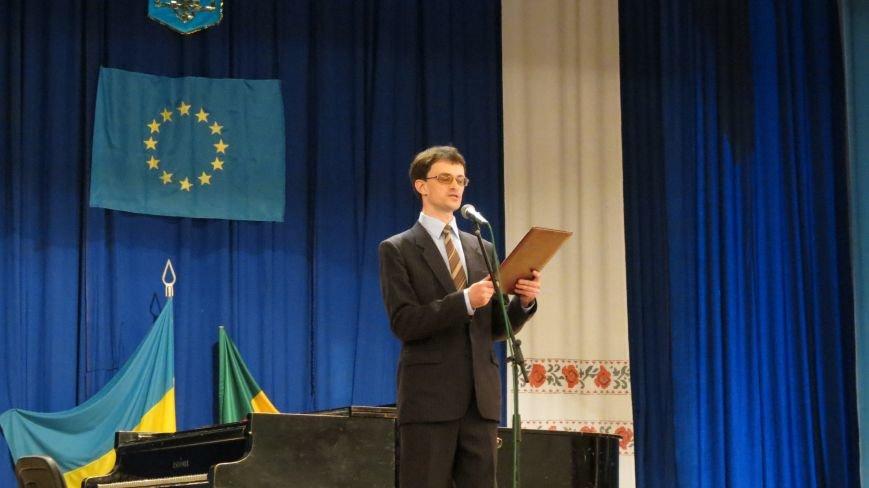 В Часов Яре прошел форум украинской молодежи, фото-1