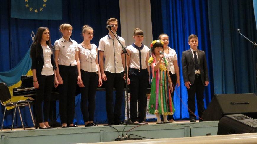 В Часов Яре прошел форум украинской молодежи, фото-3