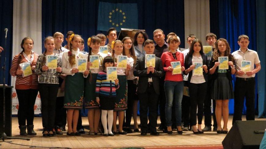 В Часов Яре прошел форум украинской молодежи, фото-6