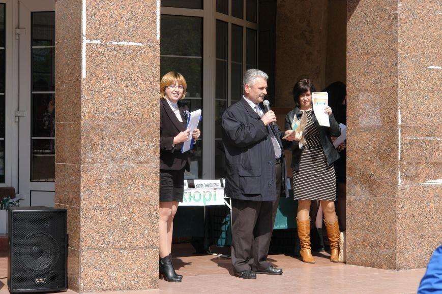 Франківським школярам представили найрізноманітніші професії (ФОТО) (фото) - фото 2