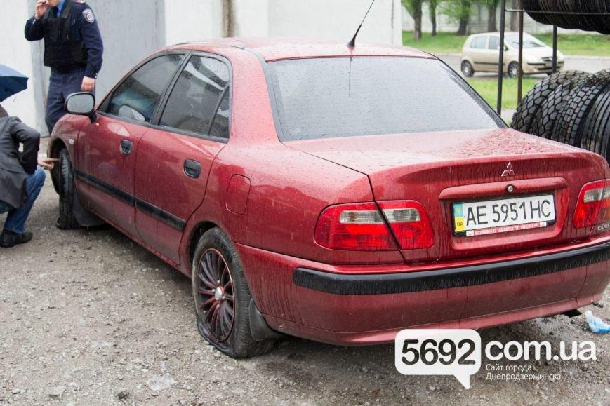 Стали известны подробности стрельбы на промбазе в Днепродзержинске (фото) - фото 2