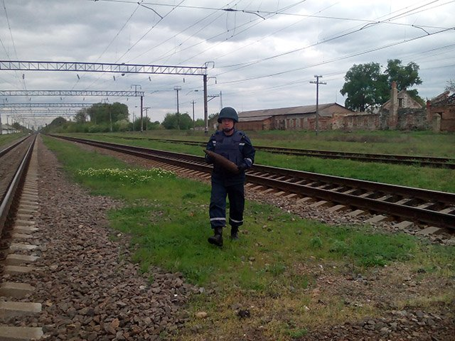 На Николаевщине продолжают находить взрывоопасные предметы (ФОТО) (фото) - фото 1