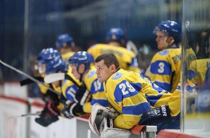 Сборная Украины по хоккею благодаря кременчужанам одержала уже третью победу на Чемпионате мира, фото-1