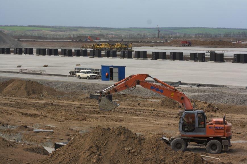 Новый аэропорт Ростова «Южный» станет «Платовым» не раньше середины 2017 года, фото-4