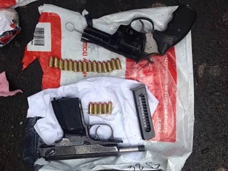 СБУ пресекла деятельность межрегиональной группировки по торговле оружием (ФОТО) (фото) - фото 1