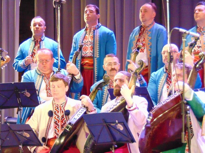 В Мариуполе зазвучали старинные украинские думы в сопровождении бандур и кобз (ФОТО+ВИДЕО) (фото) - фото 2