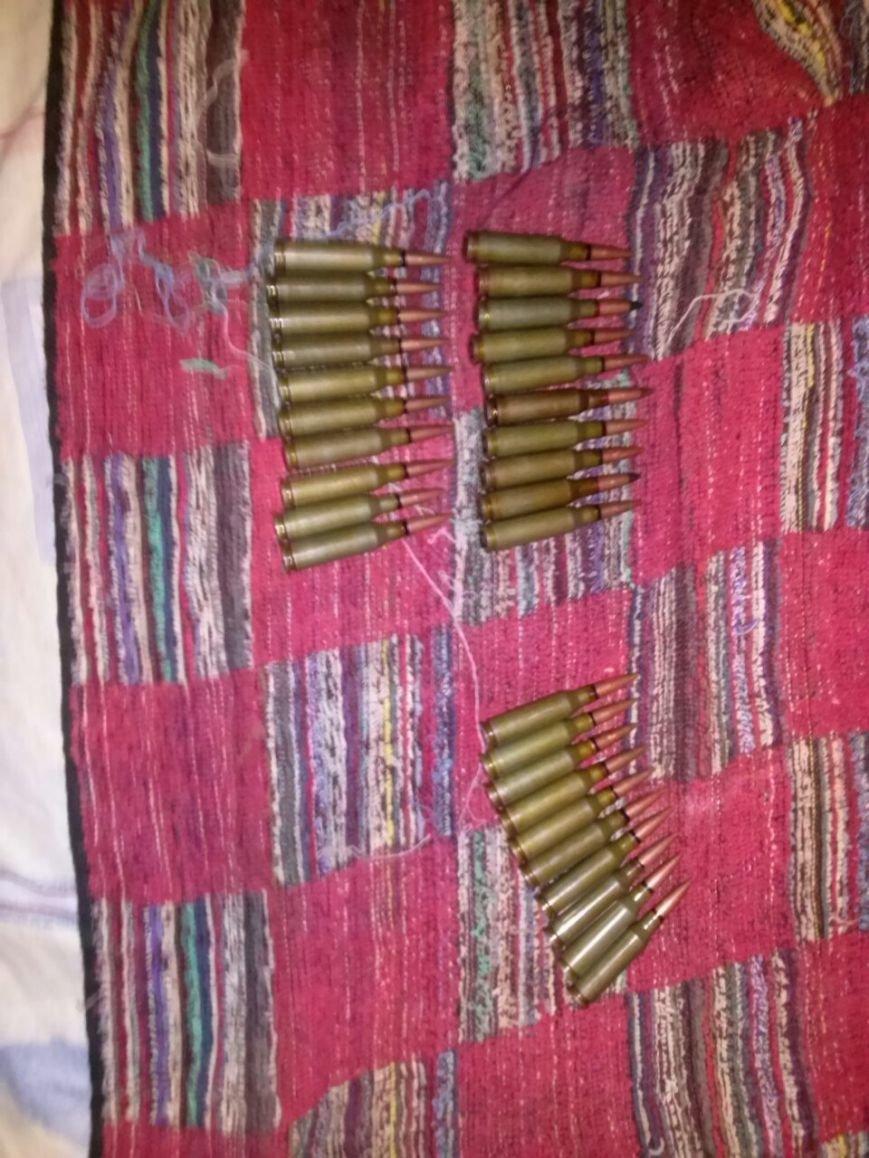 В Чернигов свозили боеприпасы из зоны АТО (фото) - фото 1