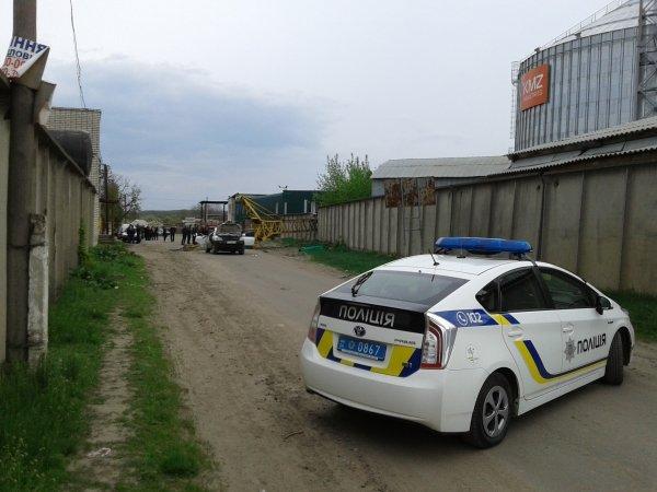 На Черкащині будівельний кран позбавив жінку життя (ФОТО), фото-2