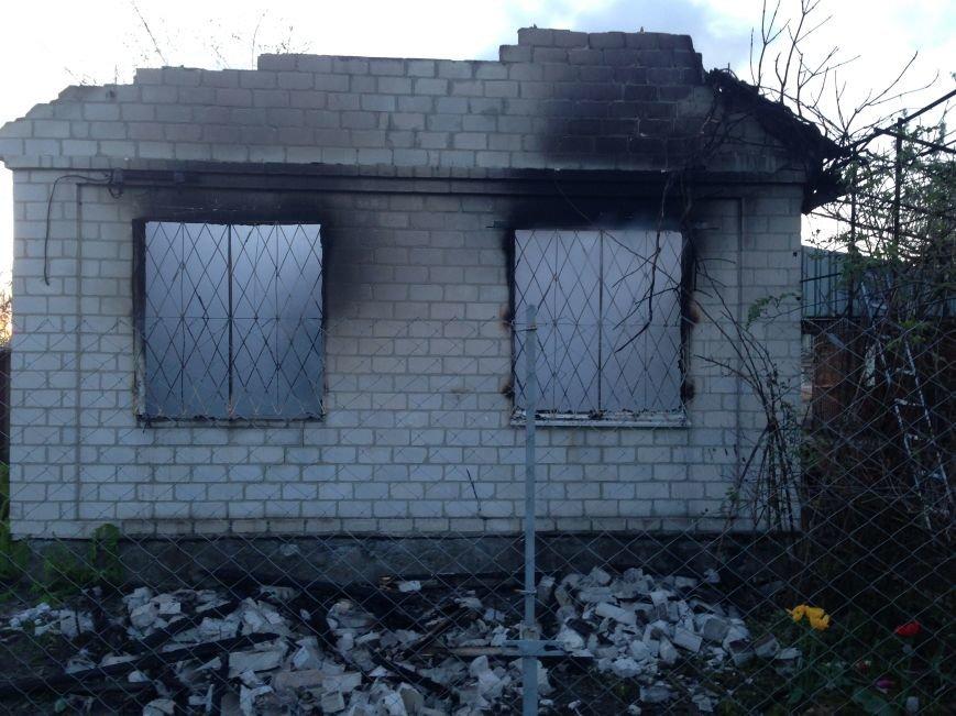 Под Кременчугом пожар полностью уничтожил дачу кременчужанки (ФОТО), фото-2