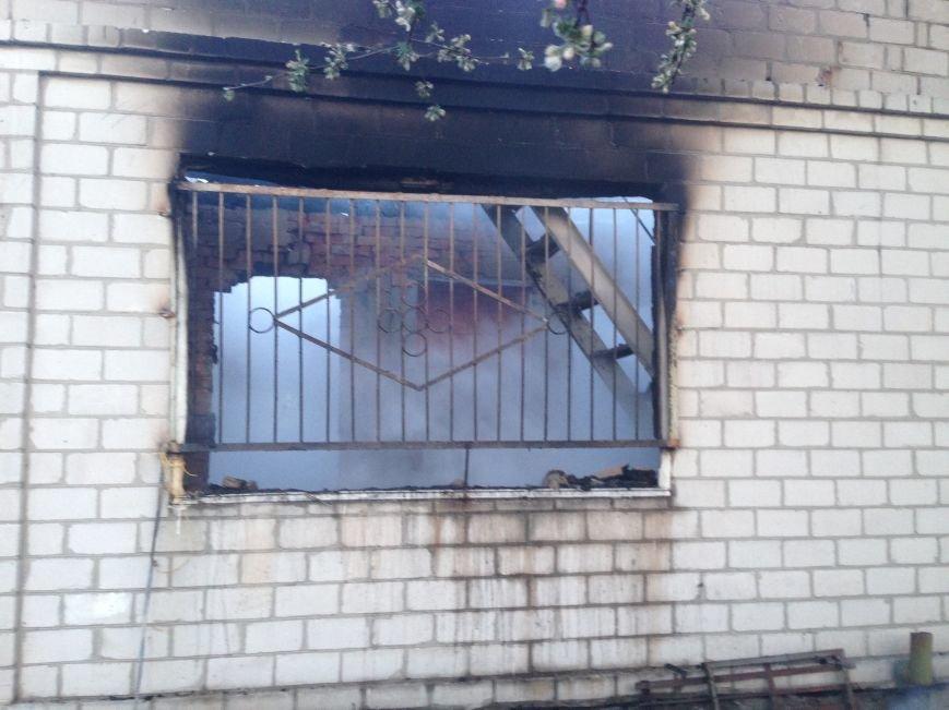 Под Кременчугом пожар полностью уничтожил дачу кременчужанки (ФОТО), фото-3