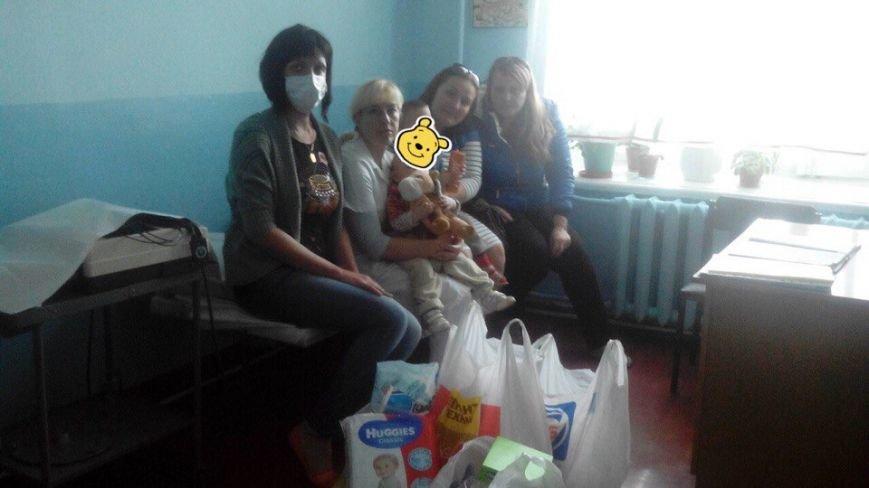 В Херсоне из семьи изъяли двух девочек, больных туберкулезом (фото) - фото 1