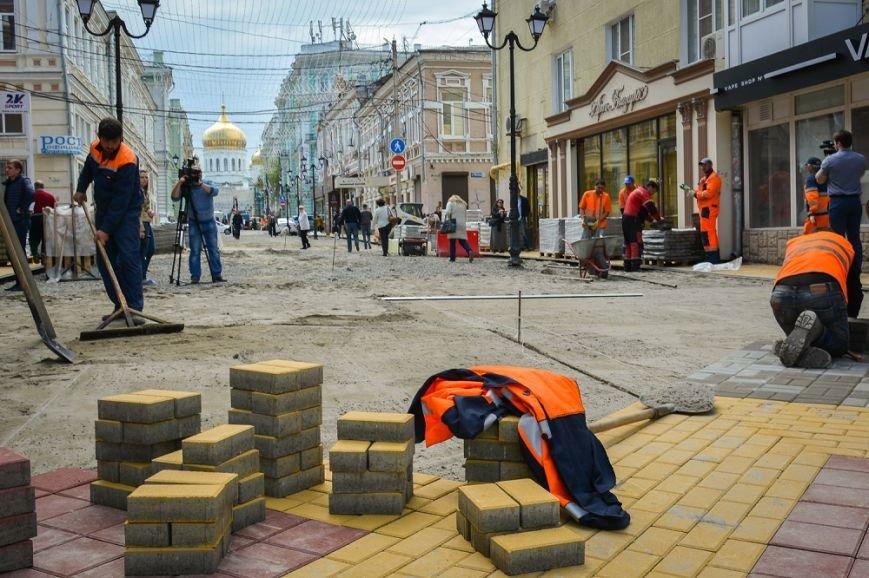 На обновленном Соборном в Ростове могут появиться летние кафе (фото) - фото 2