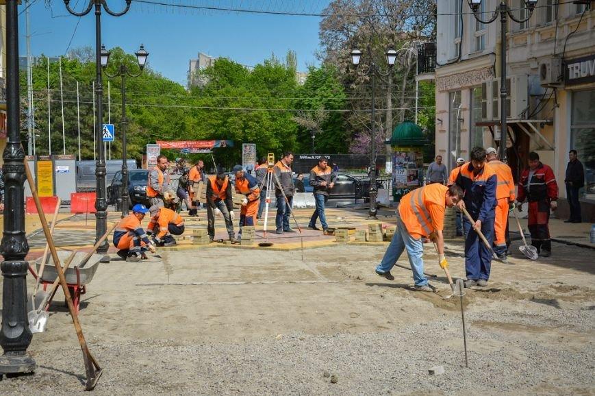 На обновленном Соборном в Ростове могут появиться летние кафе (фото) - фото 1