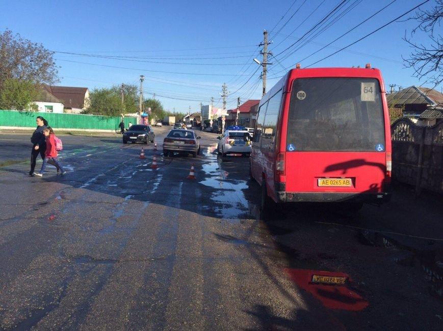 ДТП на Передовой: водитель на Mazda сбил женщину (ФОТО), фото-2