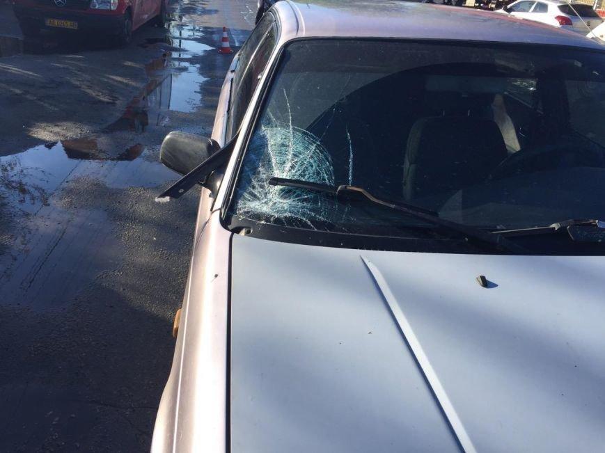 ДТП на Передовой: водитель на Mazda сбил женщину (ФОТО), фото-4