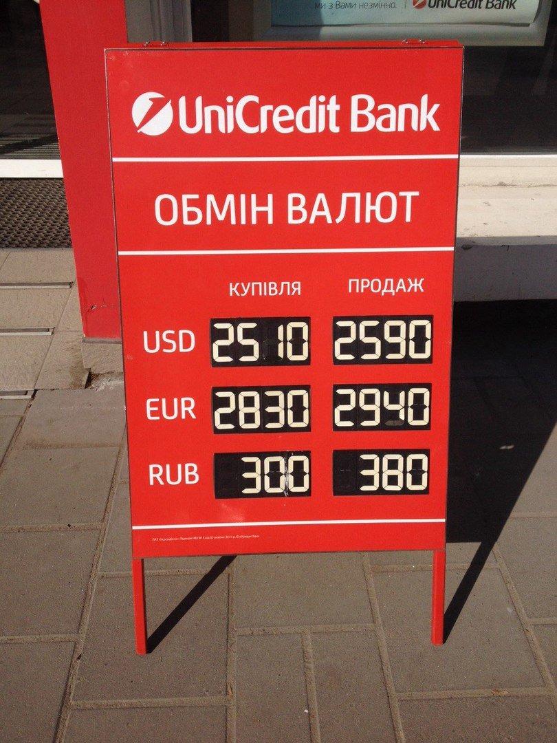 Скільки коштує долар та євро у Львові: реальний курс валют станом на 21 квітня (ФОТО) (фото) - фото 2