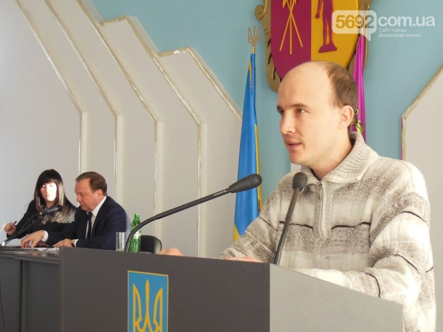 Днепродзержинских коммунистов отпустили из-под стражи (фото) - фото 1