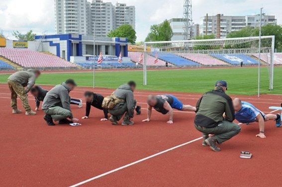 У Черкасах розпочався відбір кандидатів до спецпідрозділу «КОРД» (ФОТО, ВІДЕО) (фото) - фото 1