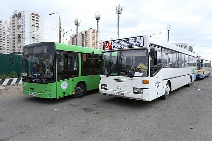 Автобусы Саратова станут «говорящими» (фото) - фото 1