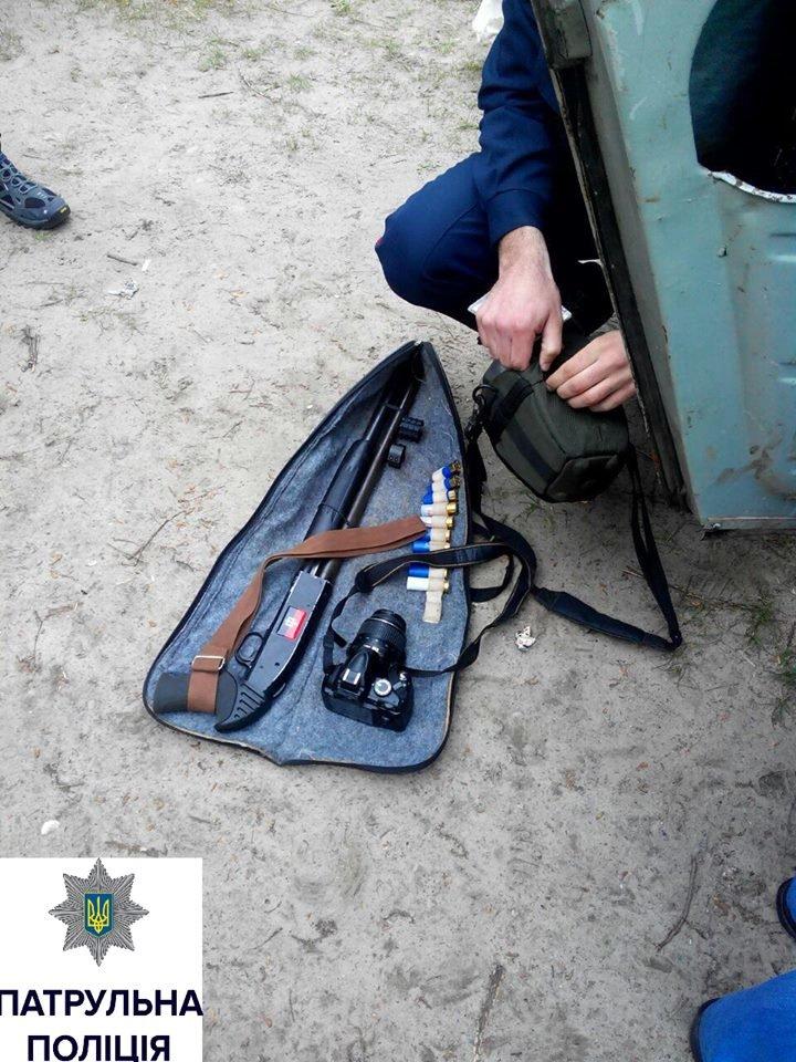 Патрульні водної поліції у Черкасах упіймали чоловіка, який незаконно наловив риби на 54 тис гривень (ФОТО), фото-3