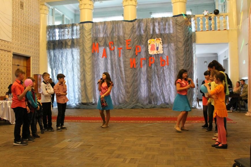 Конкурс молодых ведущих в Доброполье (ФОТО) (фото) - фото 2
