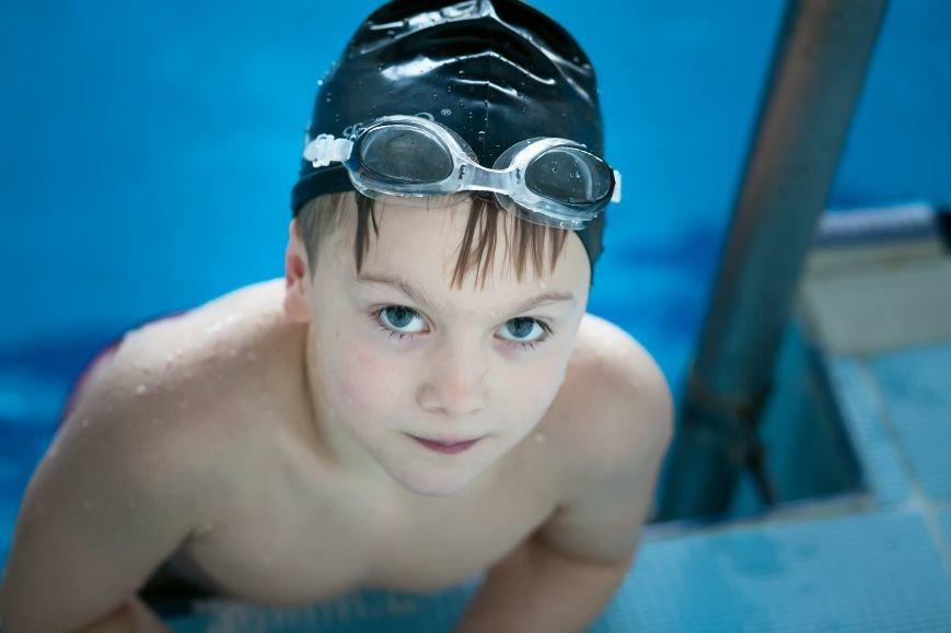 Іван Мацак: я мрію стати чемпіоном з плавання! (фото) - фото 1