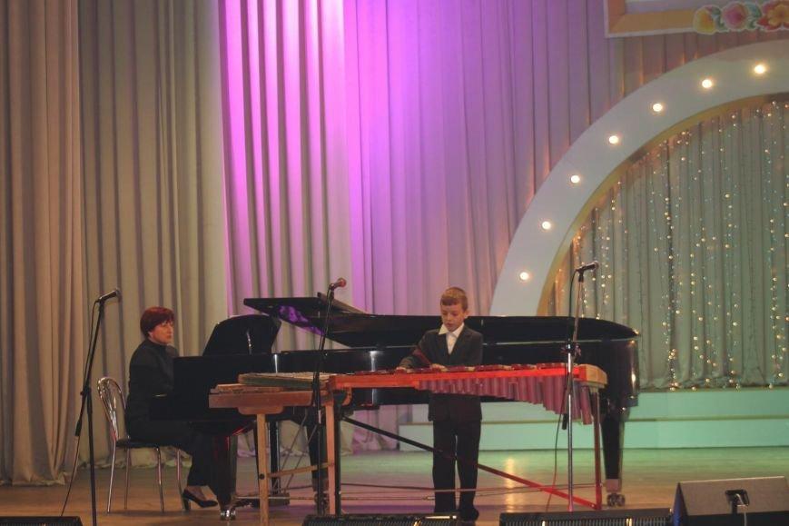Коллективы Школы искусств Бахмута провели гала-концерт (фото) - фото 1