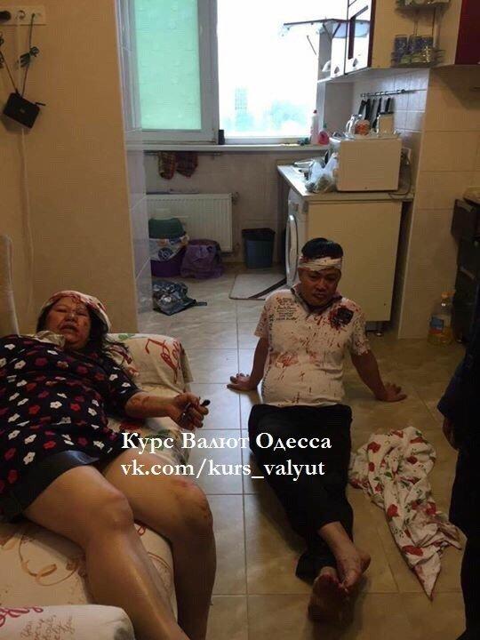e8ad09d2b136b5d83226bd7ebe2a28ef Вьетнамская самооборона: Полиция рассказала подробности попытки ограбления в Одессе