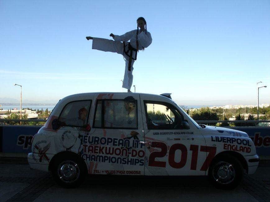 Херсонка стала открытием чемпионата Европы по таеквон-до в Греции (фото) (фото) - фото 1