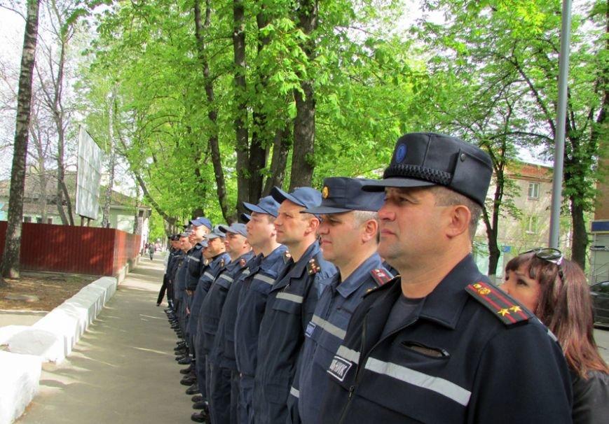 На Полтавщині увіковічнили подвиг пожежників, які врятували світ від ядерної небезпеки (фото) - фото 4
