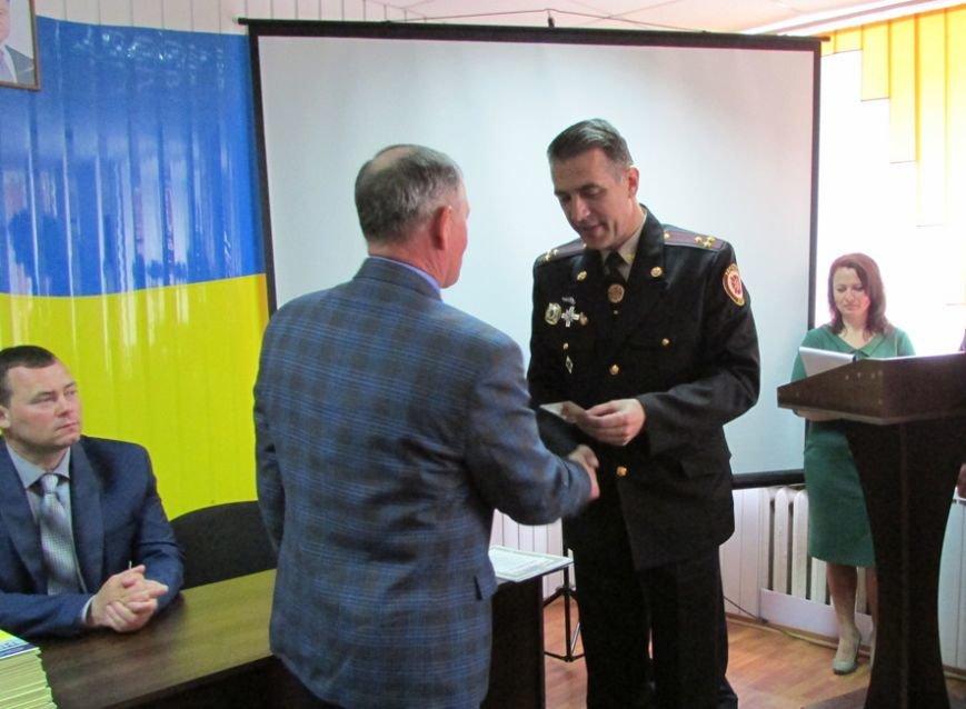 На Полтавщині увіковічнили подвиг пожежників, які врятували світ від ядерної небезпеки (фото) - фото 3