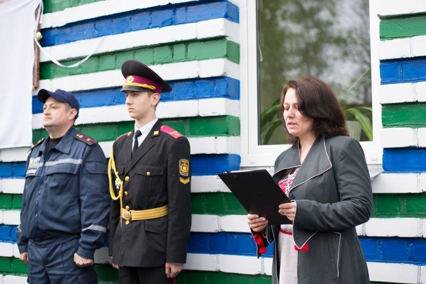 В Кременчуге открылась доска почёта с 109 именами ликвидаторов последствий аварии на ЧАЭС (ФОТО), фото-3